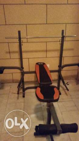 Sports Bench for Sale عرمون -  2