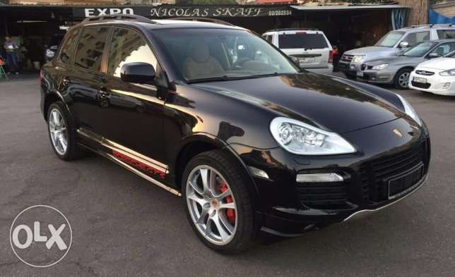 2008 Porsche Cayenne GTS Perfect condition Fully loaded Low mileage ! سن الفيل -  3