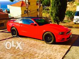mustang 2014 jdideh full package V6