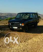 Land Rover rang for sale model 88 mfwal llby3 aw trad 3ala invoy aw lebrty aw gra