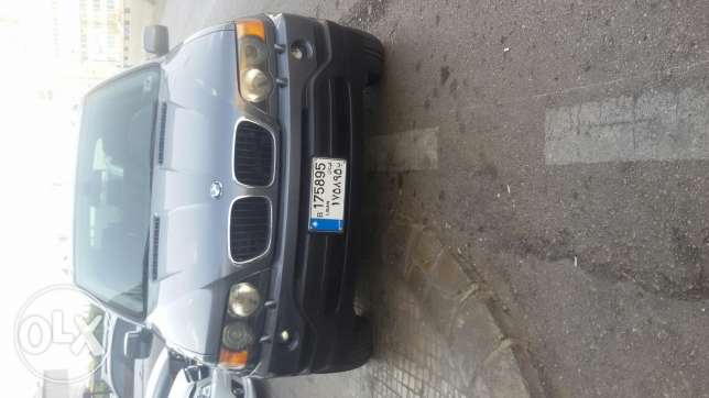 BMW X5 2002 very clean conditions المرفأ -  1