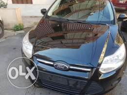 Ford focus 2014 black full option