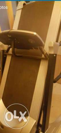 Treadmill verry good condition/with free fitness ball from USA زلقا -  3