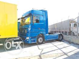 1844 Actros 417000 km