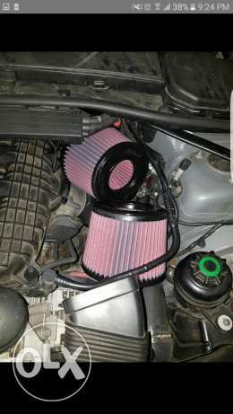 Dci (dual cone intake) for bmw e92 335 bizido 30whp on map 2 راس  بيروت -  2
