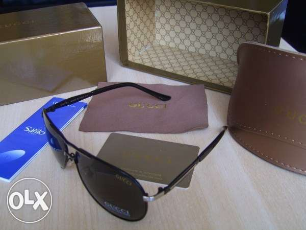 Elegant GUCCI Sunglasses Made in Italy new in box