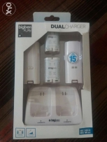 Dual Charger mini wii