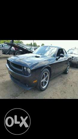 Dodge Challenger 2010 Clean Carfax Fully Loaded أشرفية -  1