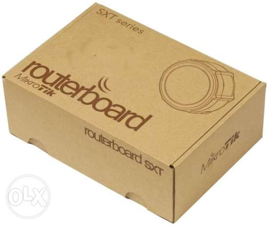 Routerboard mikrotik