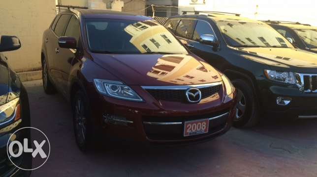 Cx9/2008 grand touring fully loaded technology 1 owner excellent condition المدينة الصناعية -  2