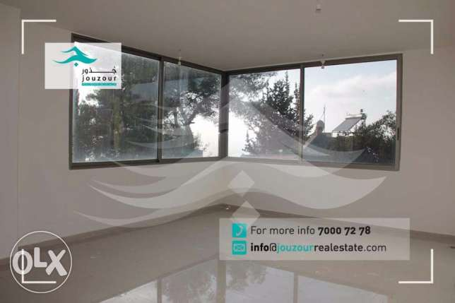 HOT DEAL! 310sqm Brand New duplex in Mazraat Yachouh - open sea view