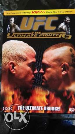 UFC ultimate fighter 3