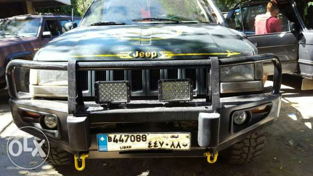 Jeep zj equipment for off road الكورة -  3