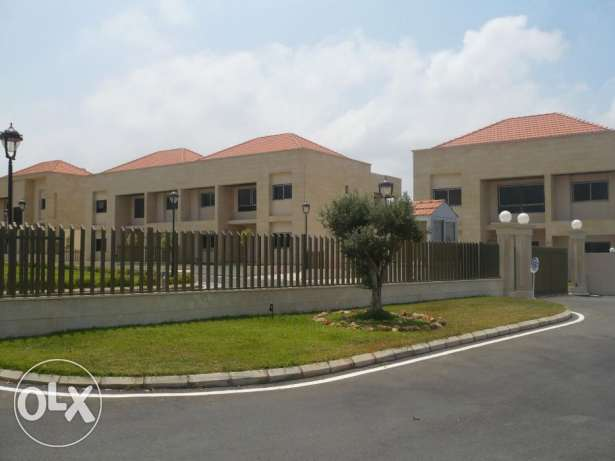 Villa 270m for sale- gated community-