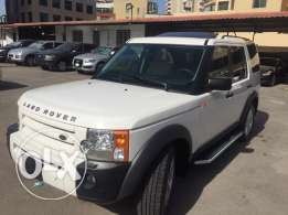 Land Rover LR3 white 2008