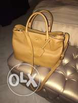 Prada all leather bag