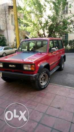 for sale isuzu trooper