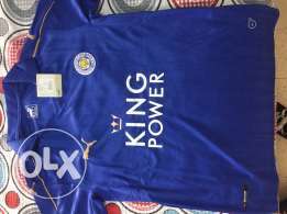 Leceister City Football jersey MEDIUM size (VARDY), New & Sealed