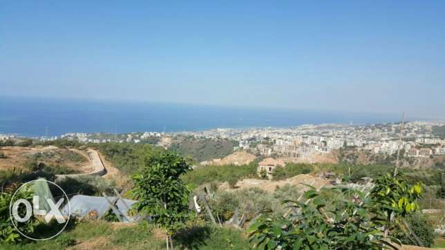 Prestigious Land for SALE in Roumieh with an awesome view. المتن -  1