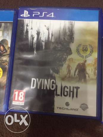 ps4 games for sale قرنة الحمرا -  2