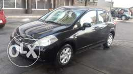 Nissan Tiida Hatchback Model 2008 Full Options-Khar2a