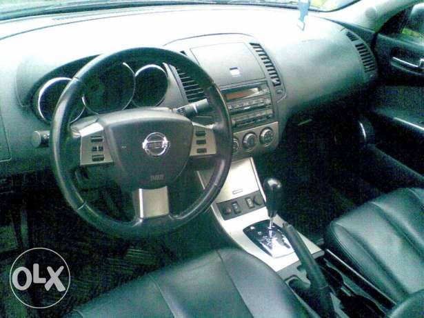 05 Nissan ALTIMA SL fully loaded 4 cyl المتن -  2