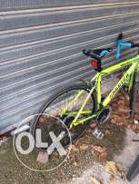 Course bike good condition