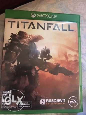 xbox one game titanfall