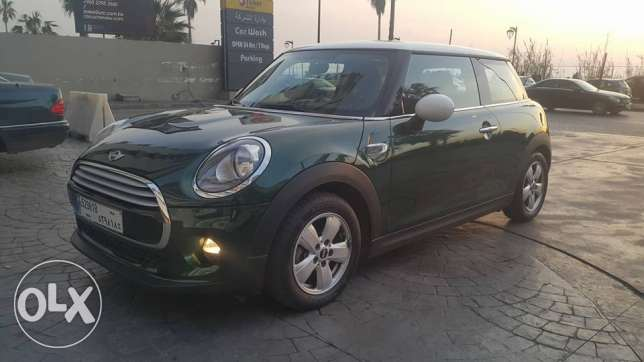 Small is big! Mini Cooper 2016 / Full Option /company source/ 30000KM