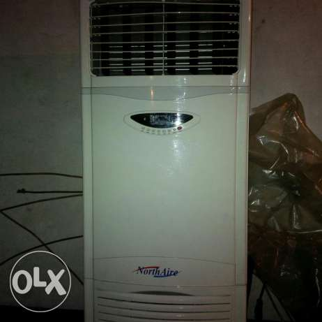 36000 btu , northaire ac , hot & cold