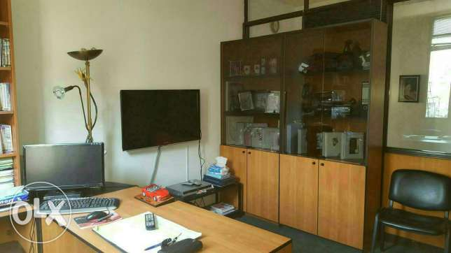 Furnished office for rent in bawchrieh بوشرية -  8