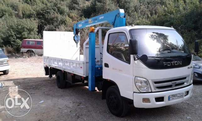 Foton 2009 pick up w blata