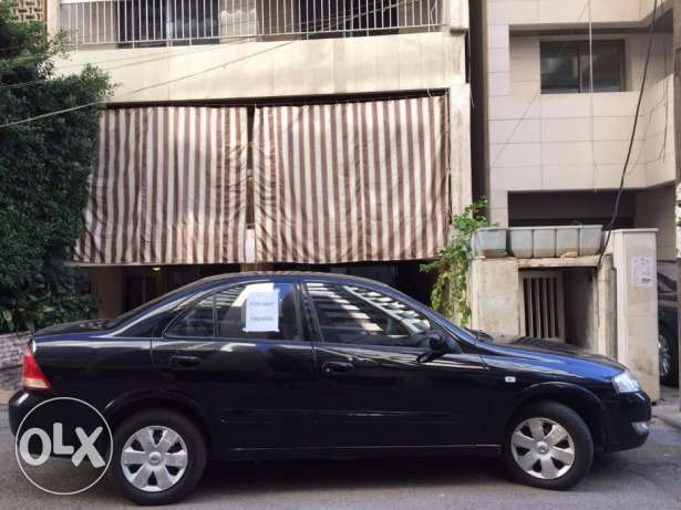 Excellent Condition Nissan Sunny 2011 for Sale راس  بيروت -  4