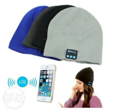 Beanie Hat Wireless Bluetooth Smart Cap Headset Headphone Speaker
