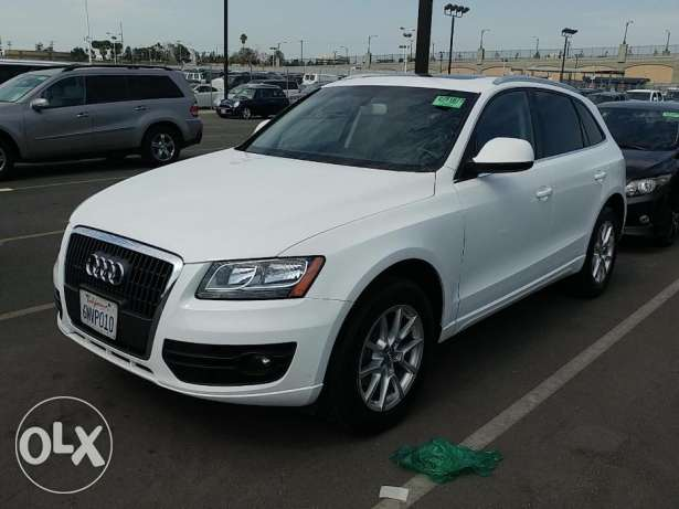 2011 AUDI Q5 4C 2.0T AWD-Excellent Shape! One Owner -Clean CARFAX