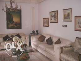 MG702 Furnished apartment for rent in Tallet El Khayat, 245 sqm, 8th f