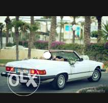Mercedes 450 sl model 1973 for sale or trade.