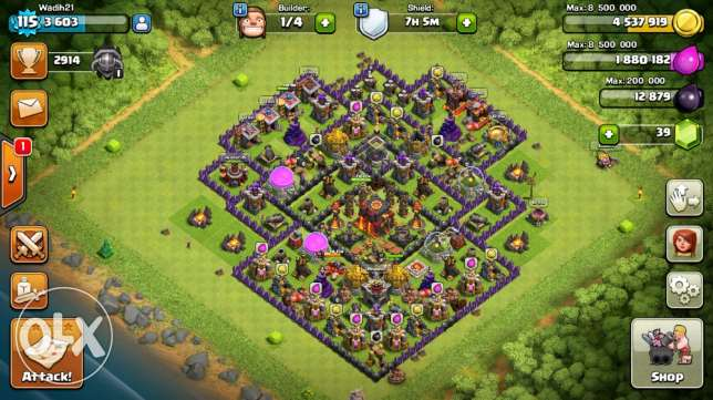 clash of clans very good price