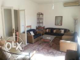 Furnished Appartment for rent Sin El Fil Saideh Street