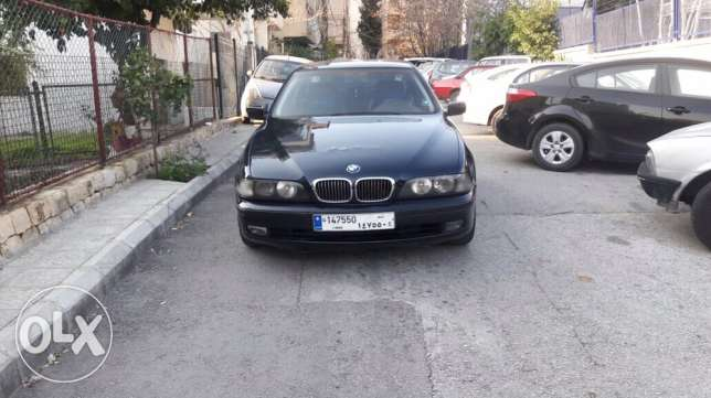 bmw 528 like new