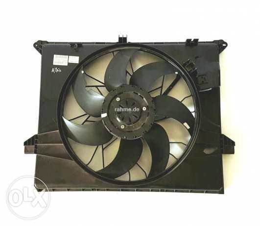 Mercedes Fan / Blower For M-W164,R-W251 مروحة ردياتور مرسيدس ٦٠٠ وات