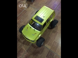 Rc car hpi Very good condition. selling or trade