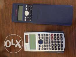 2 calculators for 10$