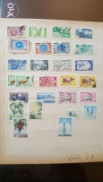 Beautiful old stamps collected before 1974