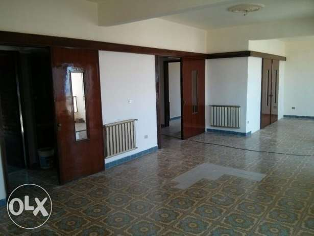 . abo samra tripoli 3 bedroom 8th floor