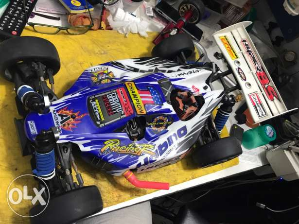 Hobao HYPER 8.5 RC RTR Fully upgraded