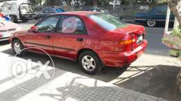 Honda civic 1994 mfawale