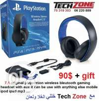 7.1 stereo gaming headset
