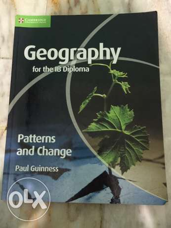 Geography Book for IB