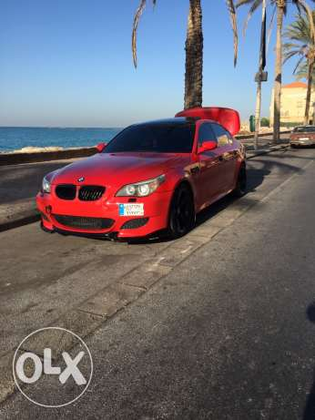 BMW 530i full look m5 صور -  1